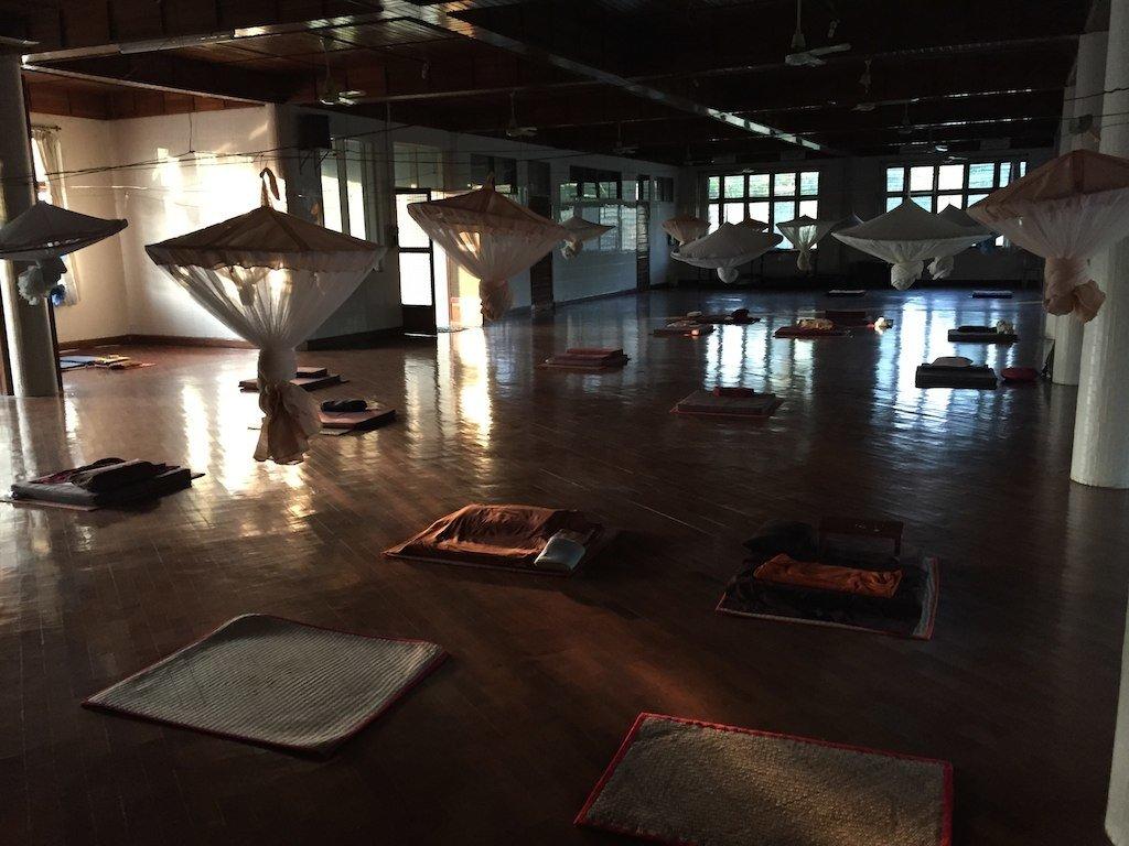 Panditarama Hse Main Gone Forest Meditation Center.