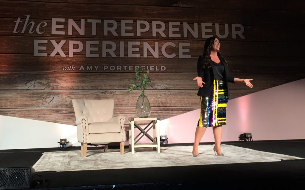 The Entrepreneur Experience
